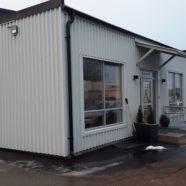 Tillbyggnad kontor Kjellbergs Åkeri