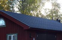Efter omläggning av tak – Åsen