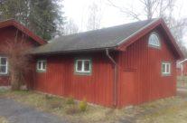 Innan omläggning av tak – Åsen